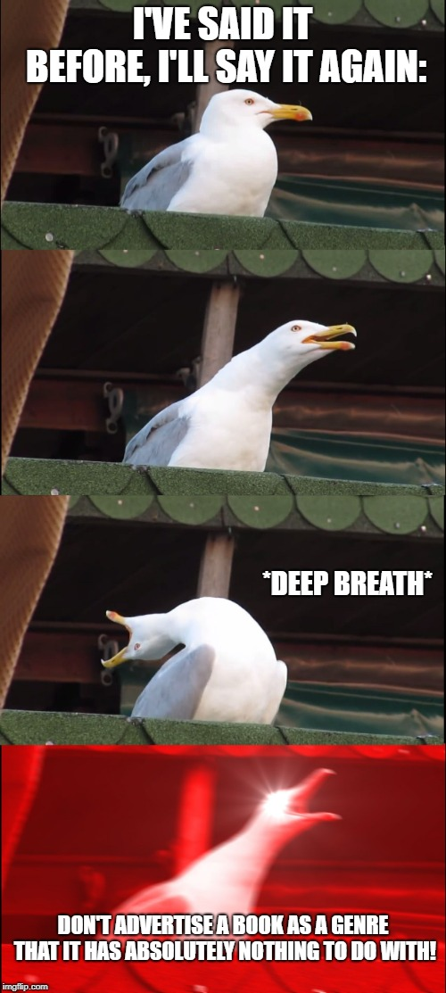 deep breath seagull
